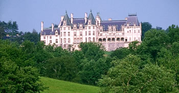 Image of the Biltmore Estate.